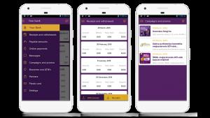 Nkonghsoft-Mobile Banking app